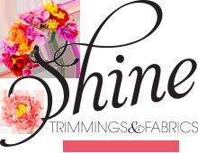 Shine Trimmings & Fabrics Wholesale